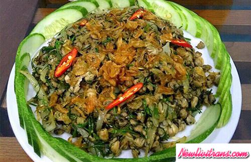 Tự nấu đặc sản cơm hến xứ Huế ngay tại nhà