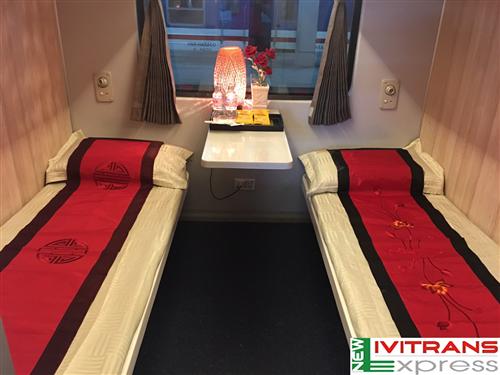 NewLivitrans tăng cường tàu chất lượng cao tuyến Sài Gòn Nha Trang đón tết