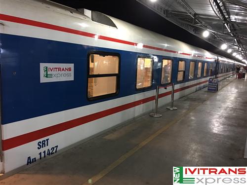 6 đoàn tàu hỏa 5 sao Bắc-Nam chính thức hoạt động, giá vé không đổi