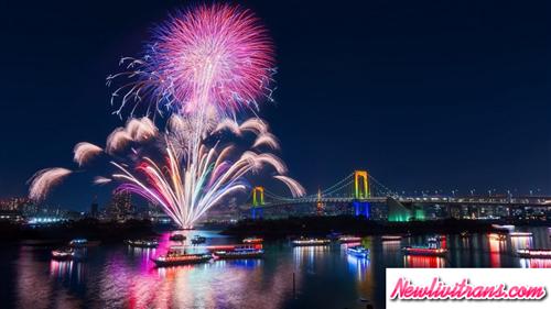 Lễ hội pháo hoa Quốc tế Đà Nẵng 2018 diễn ra ngày nào