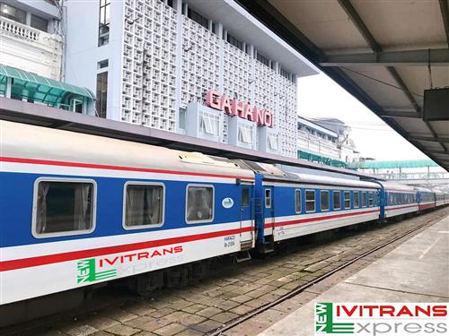 Kinh nghiệm đi du lịch bằng tàu hỏa và mua vé tàu online