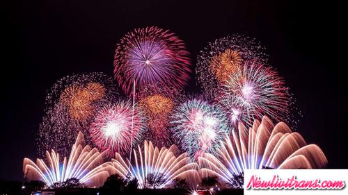 Lễ hội pháo hoa Quốc tế Đà Nẵng hè 2018