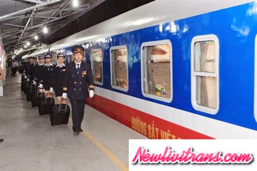 Chi tiết về vé tàu Hà Nội Sài Gòn 2018