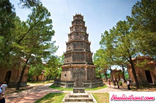 Top 5 địa điểm du xuân thú vị nhất tại Huế