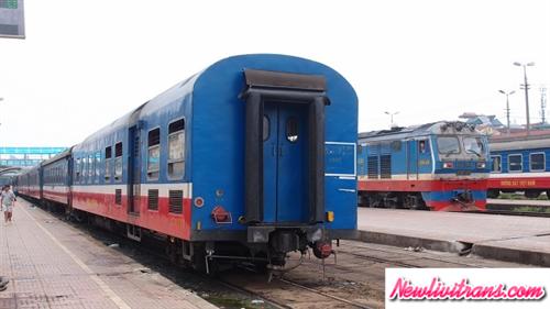 Trải nghiệm du lịch tới vùng đất Cố đô với tàu hỏa