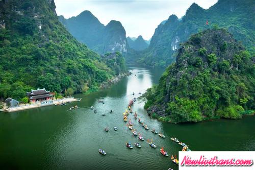 5 địa điểm lý tưởng cho chuyến du lịch tết Mậu Tuất 2018 dành cho bạn.