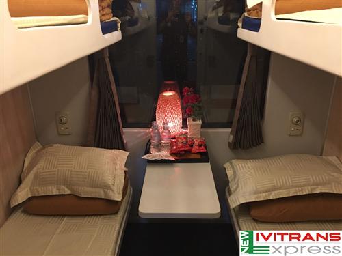 Vì sao chọn du lịch Nha Trang bằng tàu 5 hỏa sao