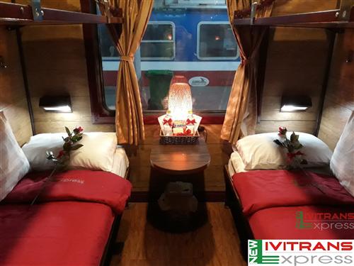 Đặt mua vé tàu hỏa Hà Nội - Lào Cai giá rẻ nhất ?