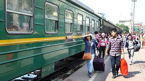 Quy định về việc vận tải hành khách, hành lý, bao gửi trên đường sắt quốc gia