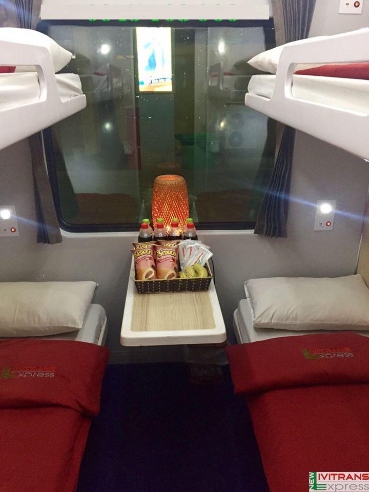 Vé tàu Hà Nội - Đồng Hới (SE1/SE19)