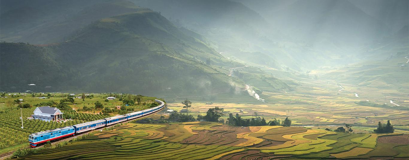 Vé tàu Hà Nội - Lào Cai ( Sapa )